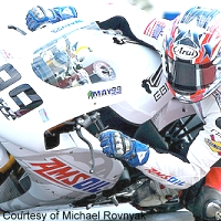 Geoff May EBR 1190 RS