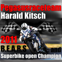 Harald Kitsch Champion 2011